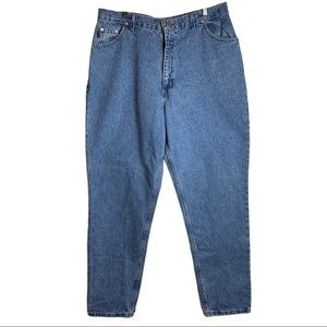 Vintage Chic By H.I.S Mom Jeans High Rise Size 20